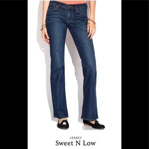 "NWT Lucky Brand ""Sweet N' Low"" Jeans"